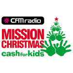 We donated over £2,500 worth of presents for Mission Christmas