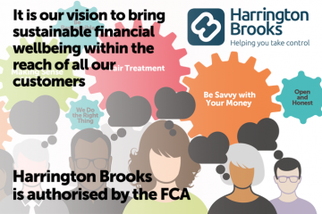 Harrington Brooks authorised by the FCA