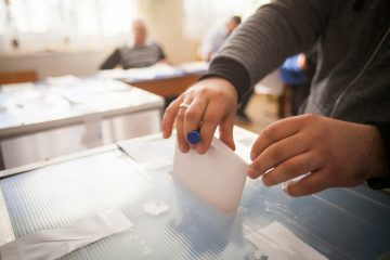 Does voting improve your credit rating?