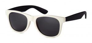 H&M white sunglasses